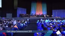 2019 Clark College Commencement Ceremony (06-20-19)