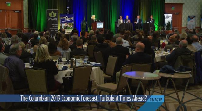 2019 Economic Forecast Breakfast (01-17-19)