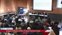 Election 2019: League of Women Voters Candidate Forum (07-17-19)